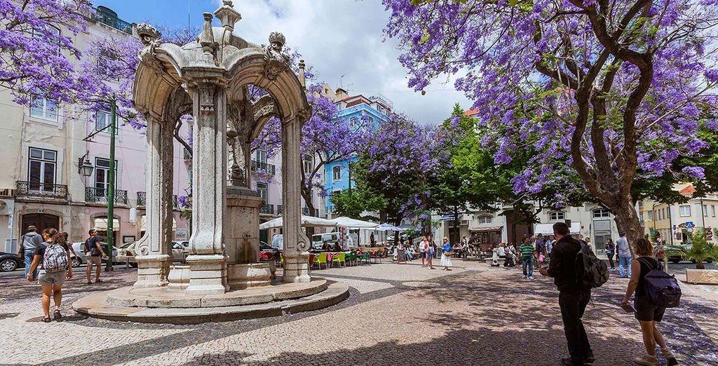 Choose Lisbon for your next city break