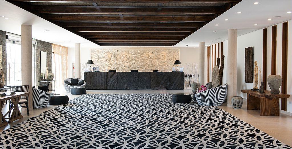 A modern, stylish property