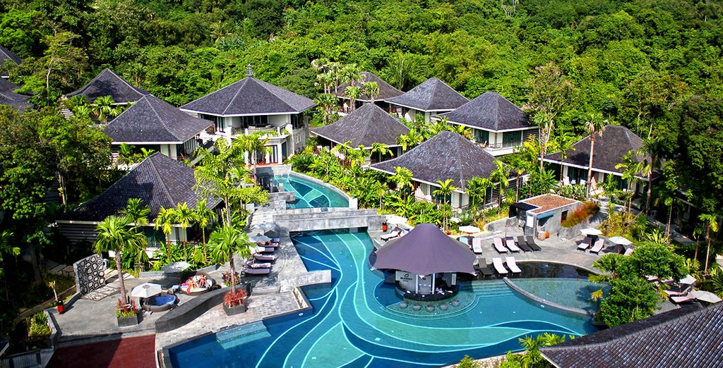 A contemporary haven