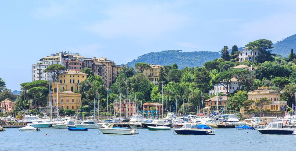 Discover the charming Italian Riviera - Grand Hotel Bristol Resort & Spa 4* Riomaggiore
