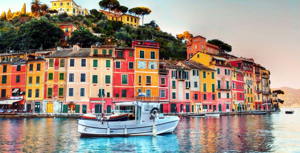 You're just 9km from famously beautiful towns like Portofino - Grand Hotel Bristol Resort & Spa 4* Riomaggiore