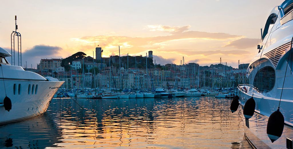 To explore the numerous pretty seaside towns