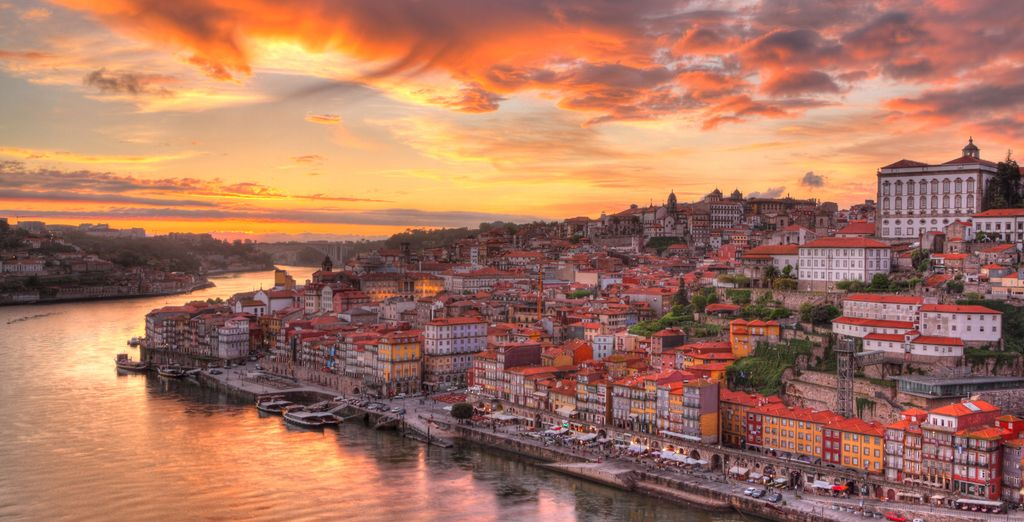 Picturesque Porto