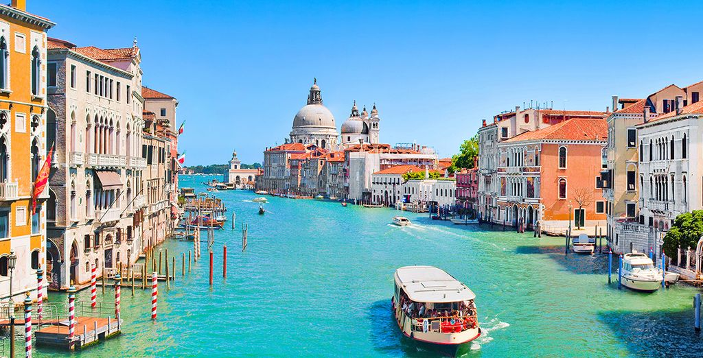 Venice is the perfect choice - Best Western Premier Hotel Sant'Elena 4* Venice