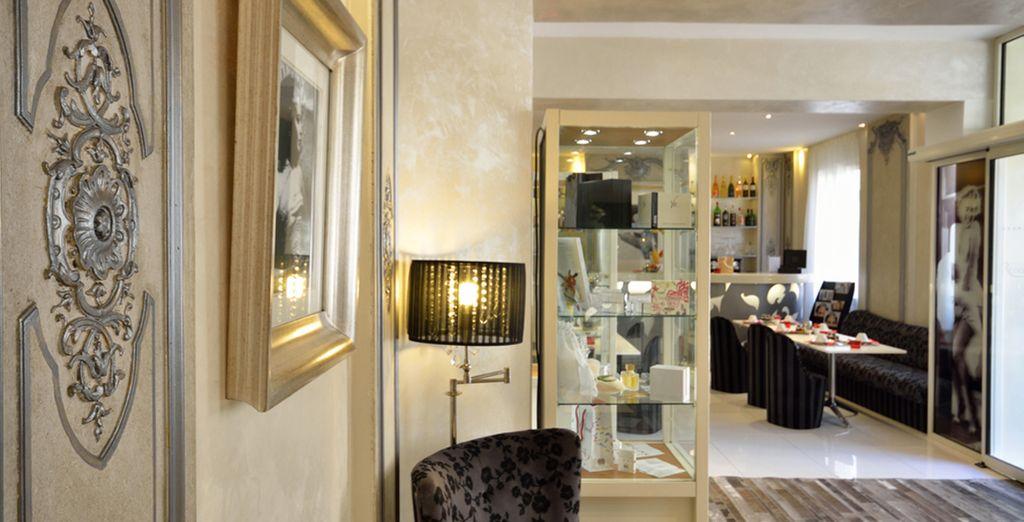 An establishment both elegant and refined