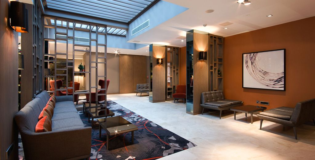At the 4* Clayton Hotel Chiswick - Clayton Hotel Chiswick 4* London
