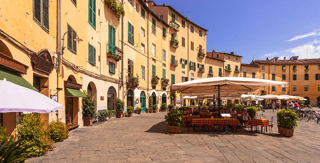 Discover all the beauty that Tuscany has to offer