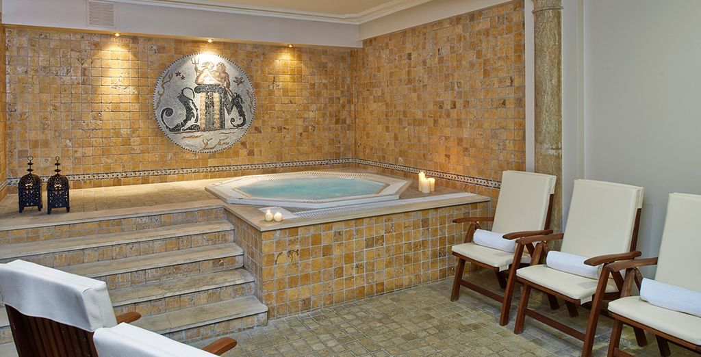 Make the most of the free entry to the Health Club with indoor pool...