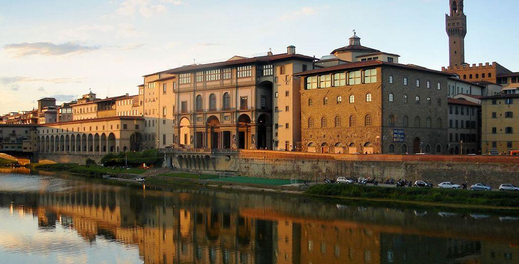 Visit beautiful Florence