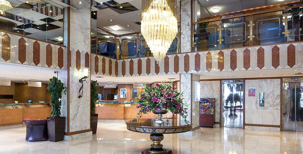 Welcome to the Danubius Hotel in Regents Park  - Danubius Hotel Regent's Park 4* London