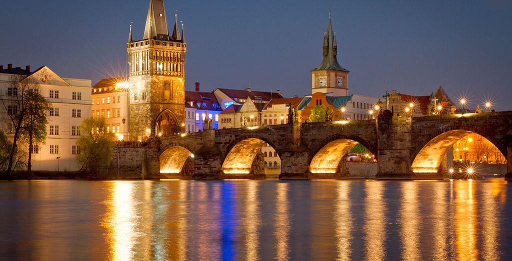 A truly romantic city