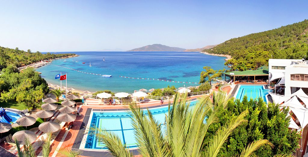 Welcome to Bodrum