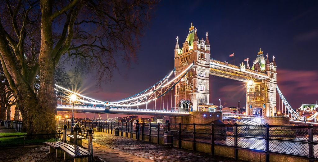 simply enjoy the magic of london
