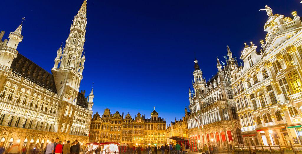 Enjoy a European capital break