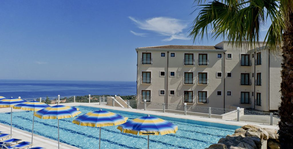 Visit the pool