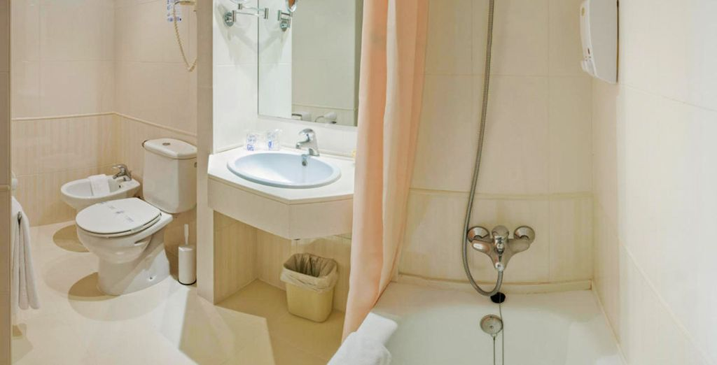 Both complete with an ensuite bathroom for your comfort