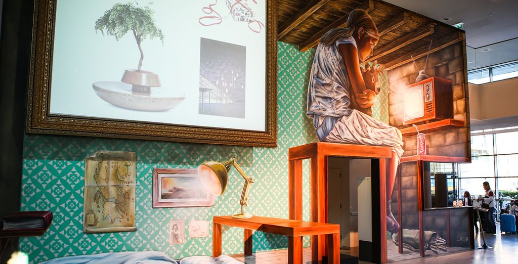Reviews dutch design hotel artemis 4 voyage priv for 4 design hotel artemis