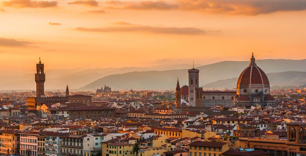 Take a day trip to Florence