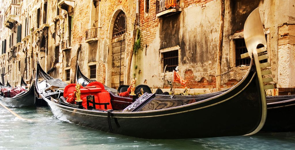 Venice - indisputably the most romantic city in the world