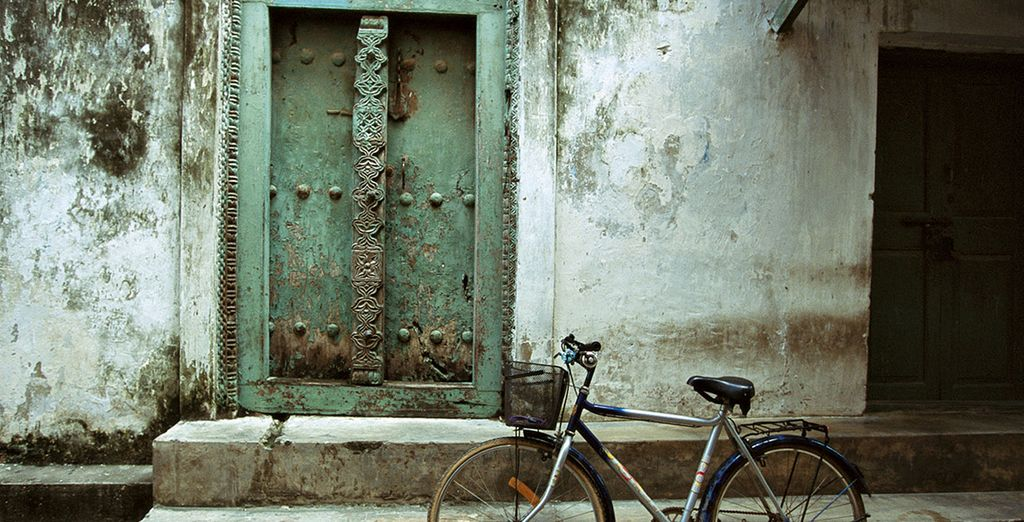 Zanzibar is charming and tropical