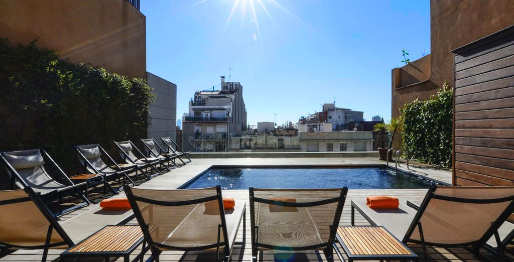 Welcome to Hotel Europark in Barcelona