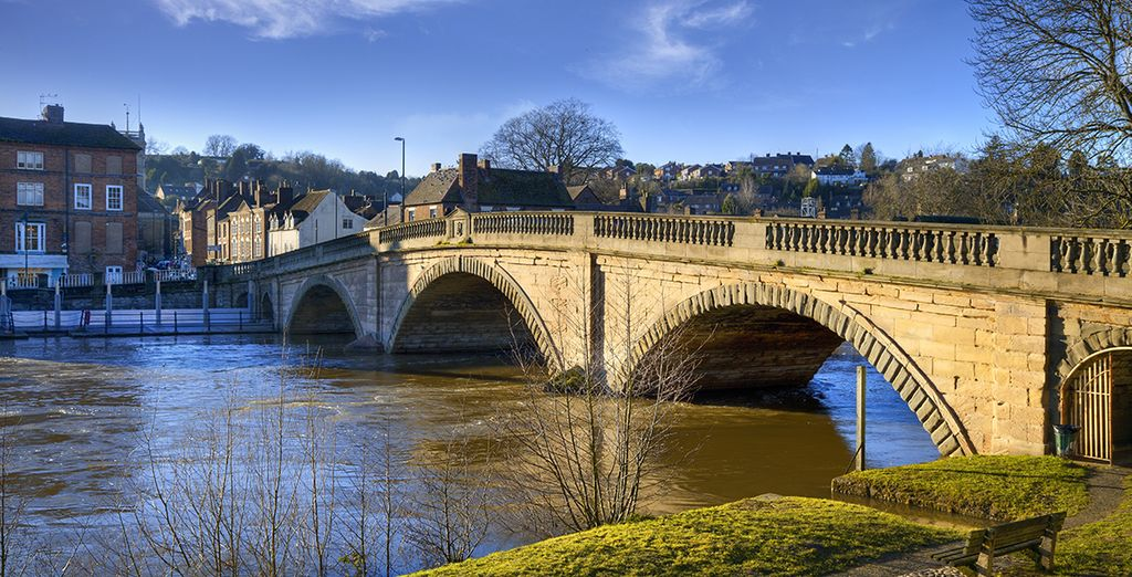 Explore Worcestershire
