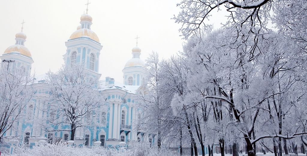 Get ready to discover St.Petersburg!