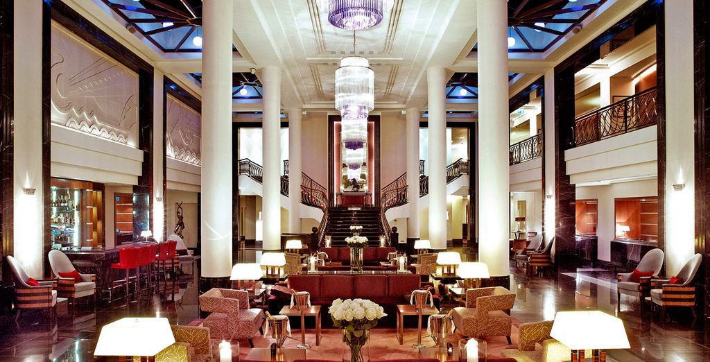 Welcome to 5* Grand Corinthia Hotel!