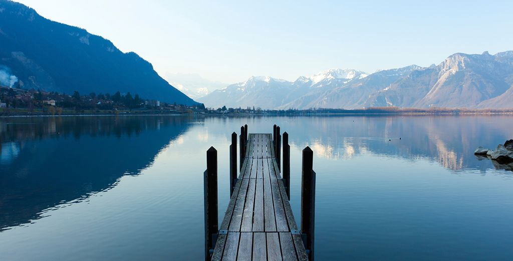 Revel in the beauty of Montreux