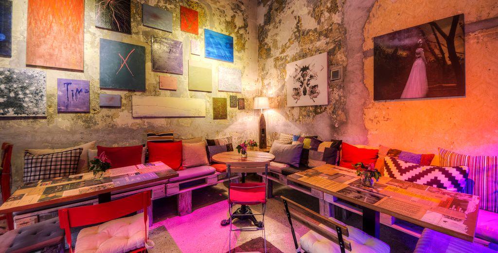 An inspiring creative hub