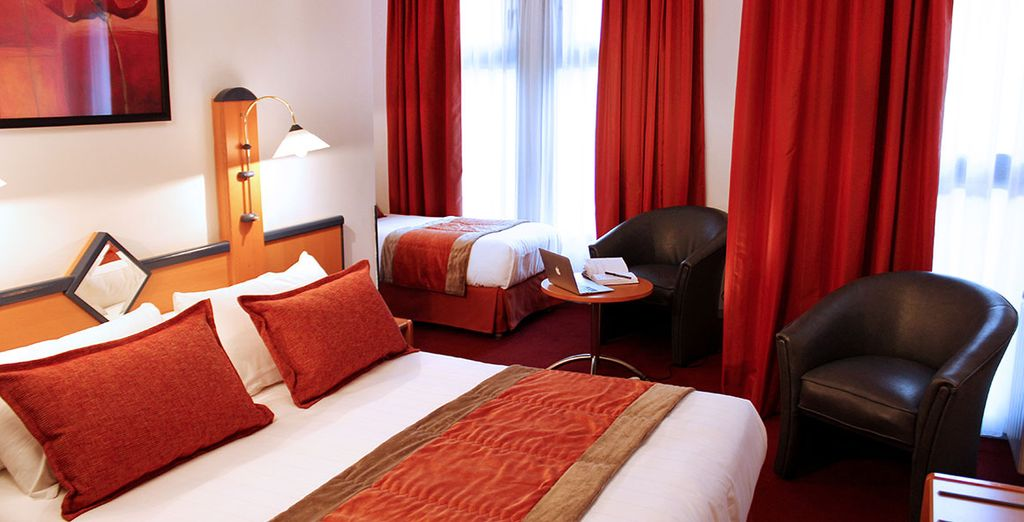 It is the perfect place to stay, whether you are travelling alone, as a couple, a family or with friends