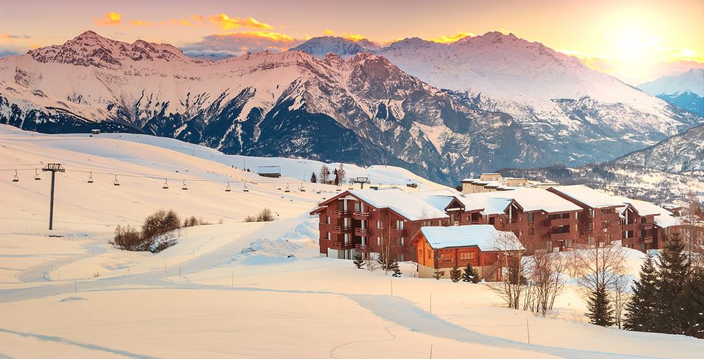 Discover the charm of La Toussuire, a family-friendly and picturesque ski resort