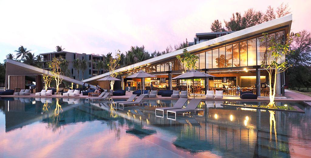 Welcome to the newly built 4* La Vela Khao Lak