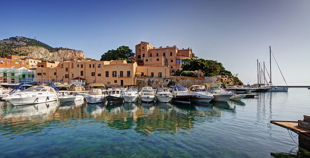 Or set out to discover Sicily's capital
