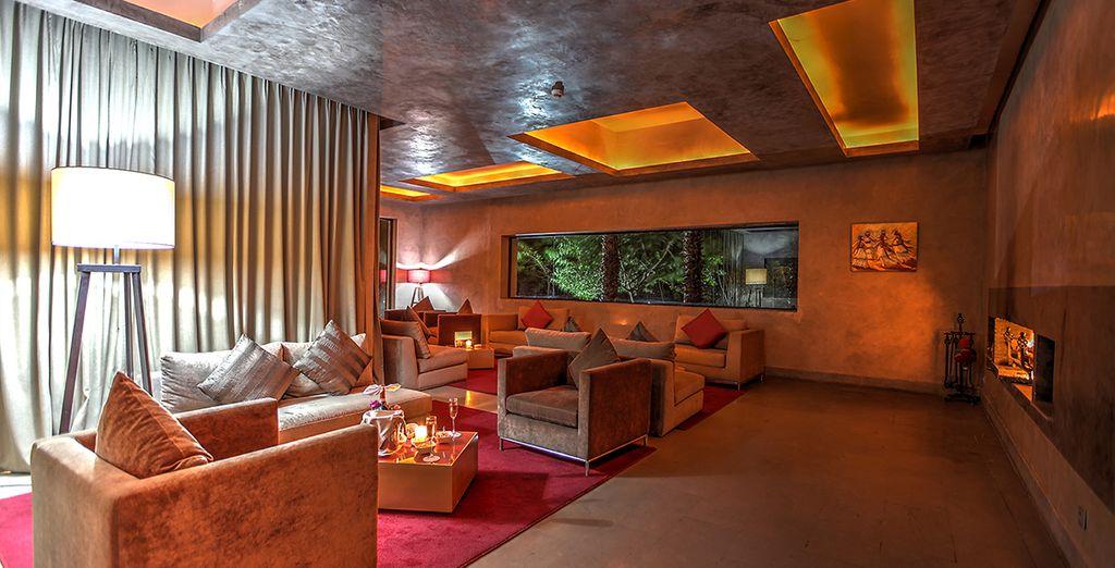Enjoy the decor