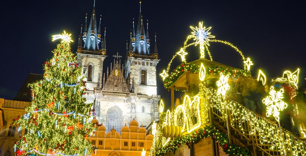 Celebrate the festive season and visit the Christmas markets!