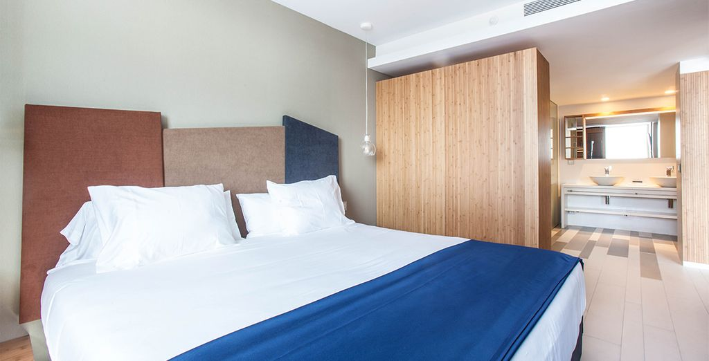 Our members can enjoy a Superior Room