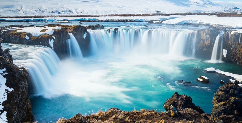 We've included excursions to Iceland's