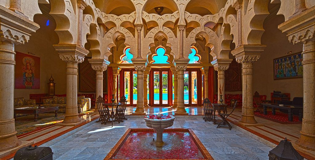 A palatial sanctuary