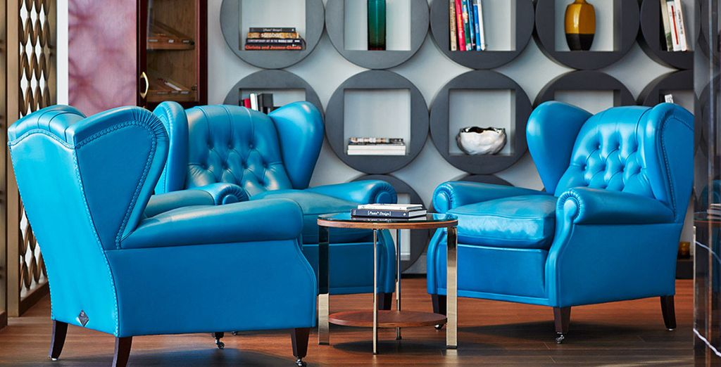 Featuring eye catching interiors