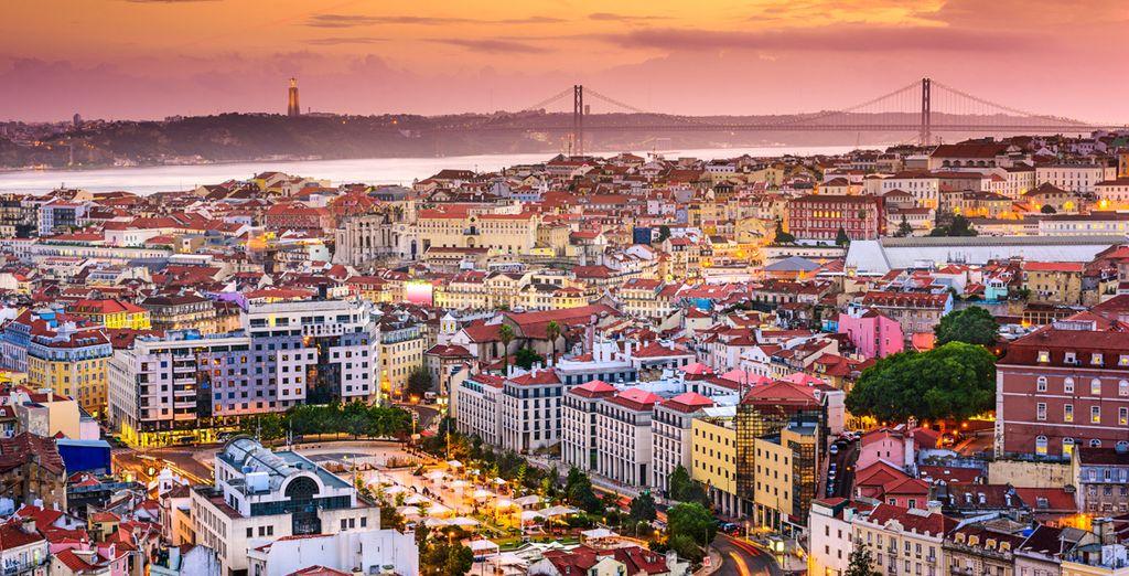Discover the Portuguese capital