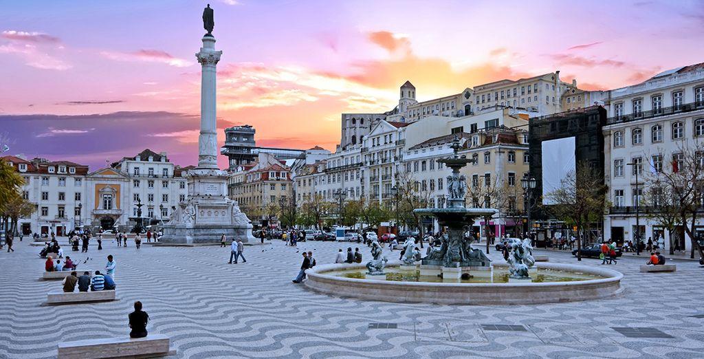 Explore this cosmopolitan city