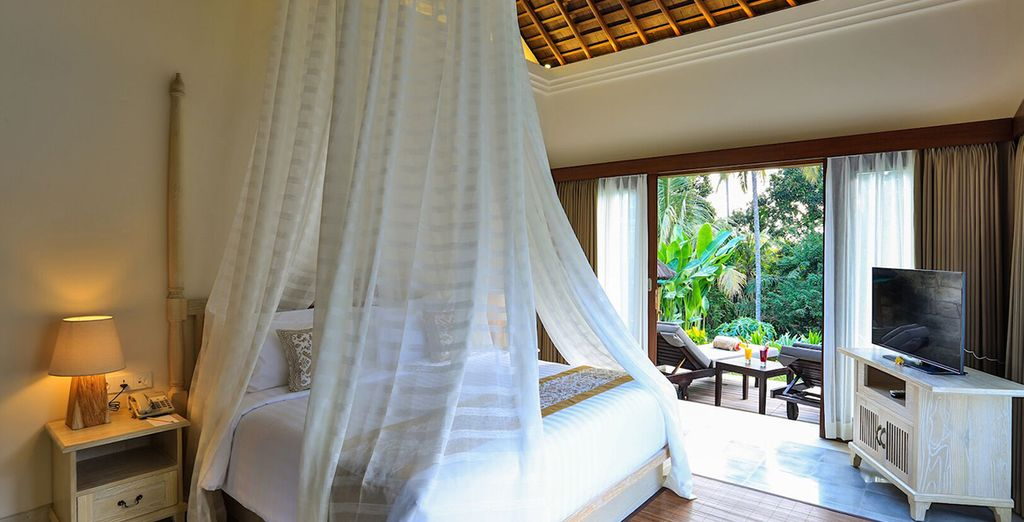 Brimming with Balinese style & charm