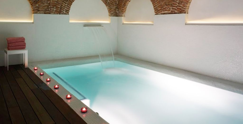 Our members will be treated to a 20 euro voucher for spa treatments