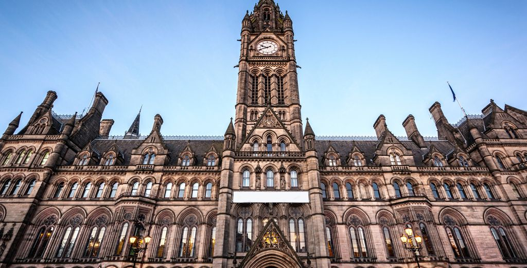 Book your hotel in Manchester with Voyage Privé