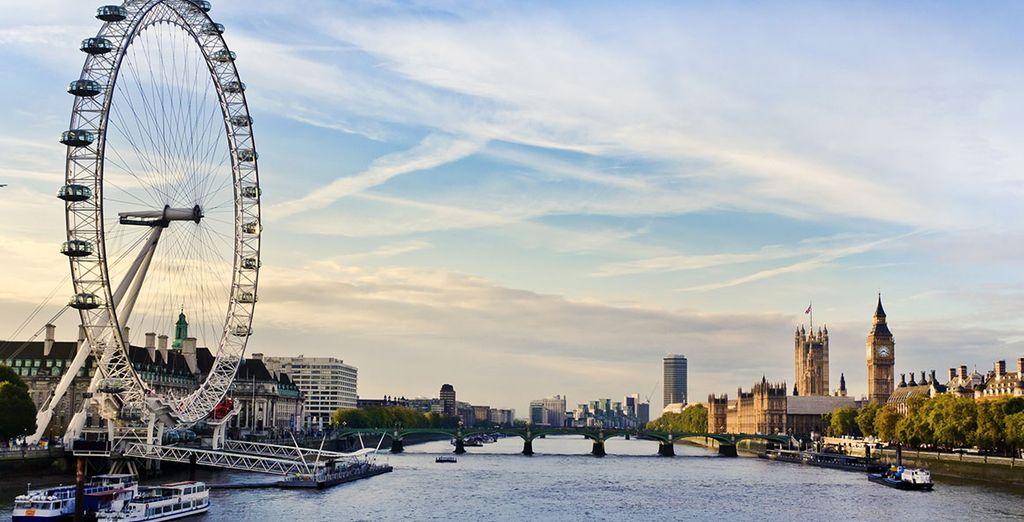 Explore London!