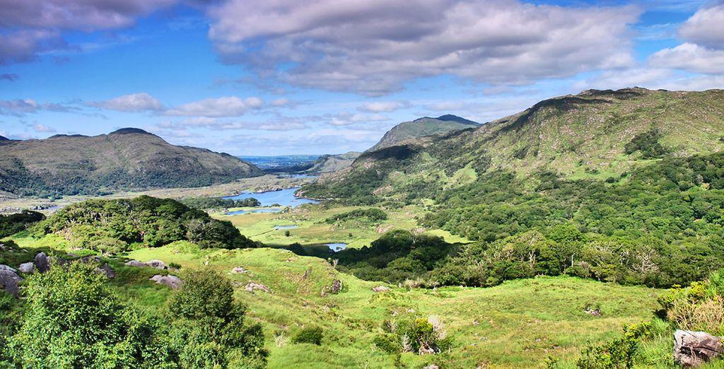 Located within Killarney National Park