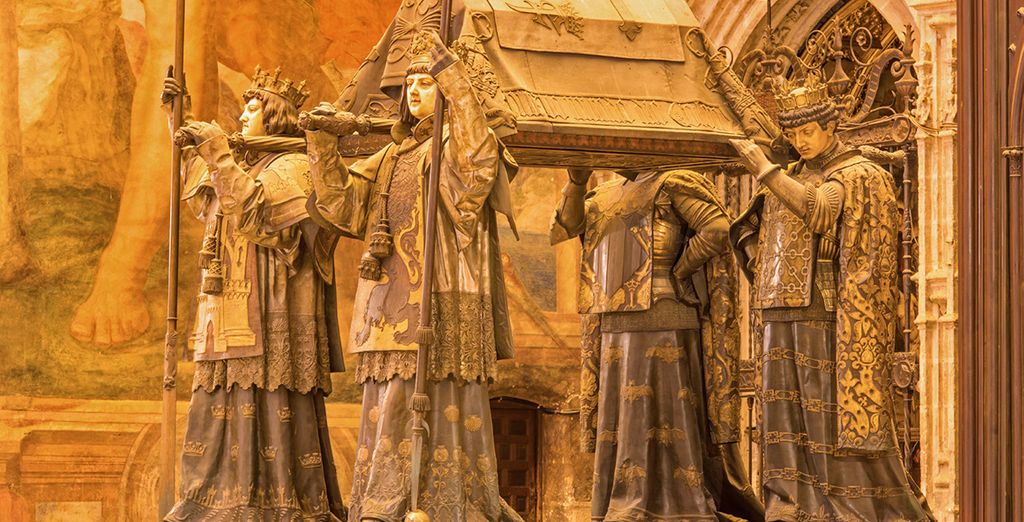 Explore the city's rich history...