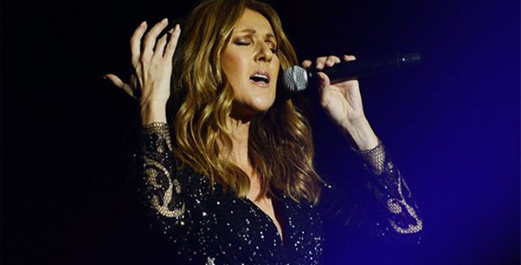 And see the Diva herself, Celine Dion!