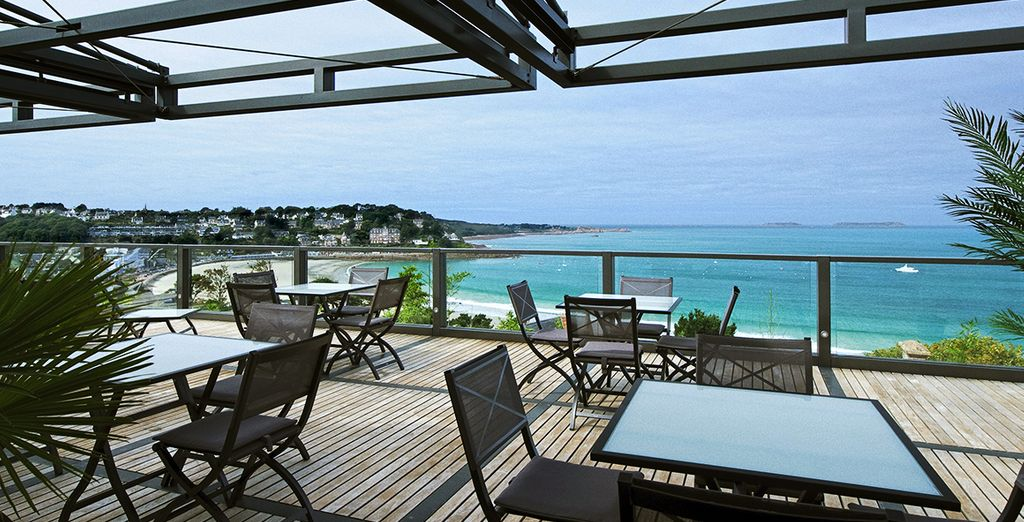 Sea views await on Brittany's Côtes d'Armor